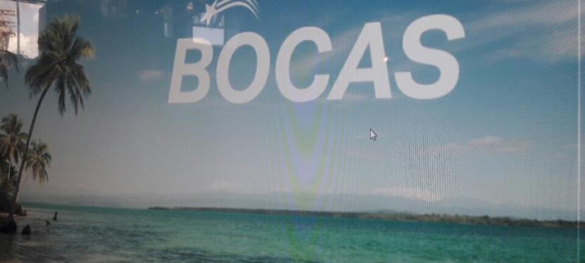 A visitar Bocas del Toro yPedasí