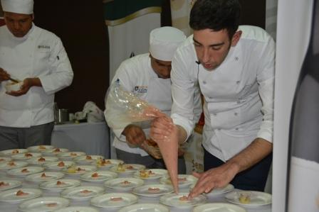 Gastronomía de tallamundial