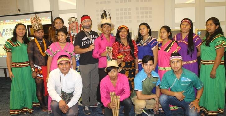 Festival Dule, cultura indígena enPanamá
