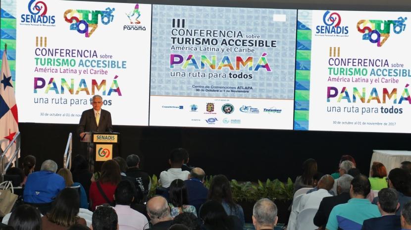 Panamá apuesta al TurismoAccesible