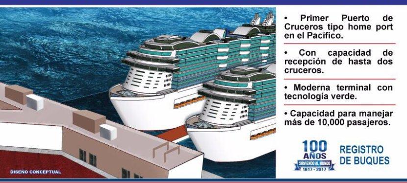 Puerto de Cruceros enAmador
