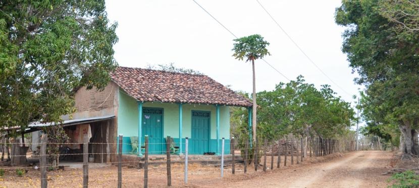 Junta de Embarra, Casa deQuincha