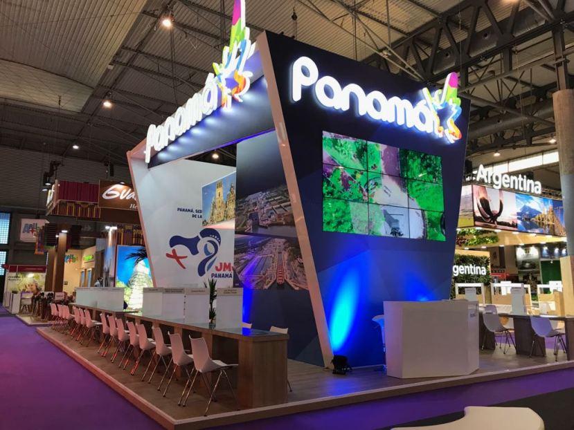 Panamá expone su potencial en feria deBarcelona