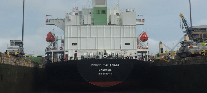De océano a océano: Canal dePanamá