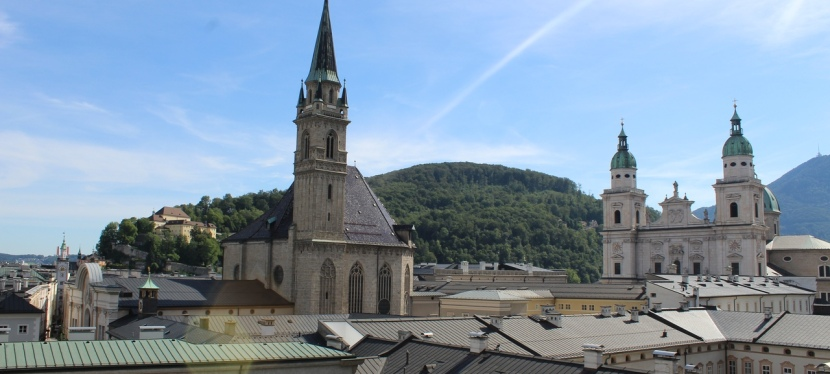 La ciudad de Mozart:Salzburgo
